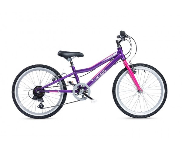 "20"" Calypso Girls 6 speed Bike for 5 to 9 years old"