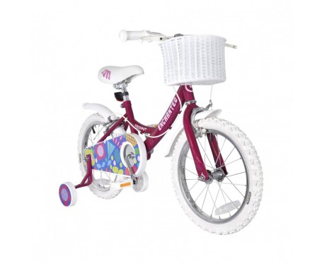 12 Enchanted girls Bike Suitable for 2 1/2 to 4 years old
