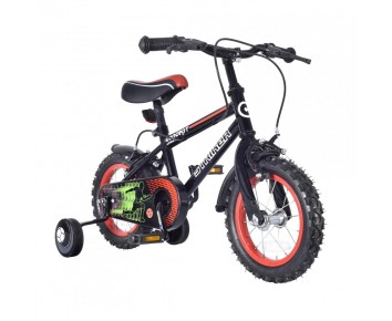 "12"" Striker Boys Bike Suitable for 2 1/2 to 4 years old"