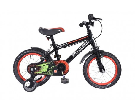 "14"" STRIKER BOYS BIKE SUITABLE FOR 2 1/2 TO 4 YEARS OLD"