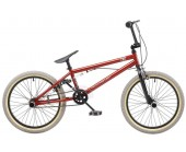 "ROOSTER CORE 9.75"" FRAME 20"" WHEEL BOYS BMX BIKE RED RS165"