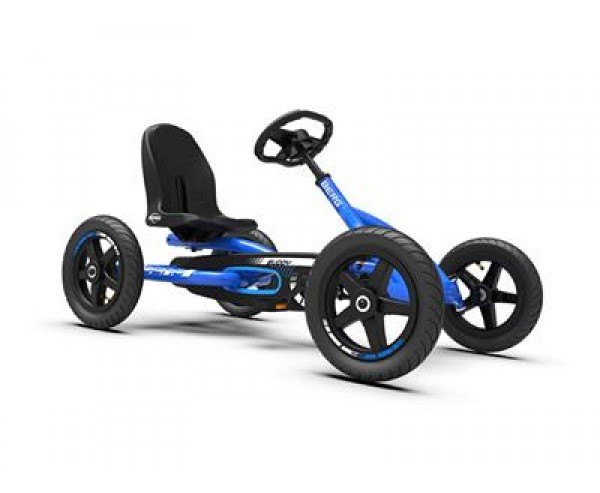 BERG Buddy Blue LIMITED EDITION Go Kart for 3-8 years old