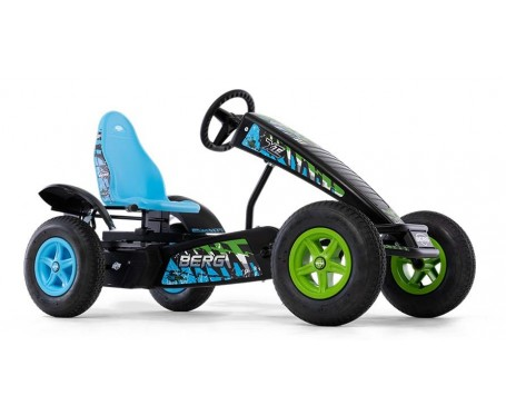 BERG X-ite BFR Pedal Go Kart for ages 5+ Limited Edition