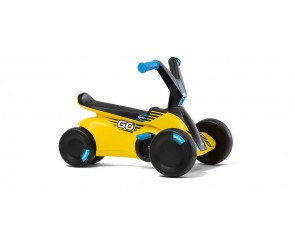 Berg Go2 SparX Yellow Go Kart for ages 10 months to 30 months