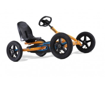 BERG Buddy B Orange Go Kart for 3-8 years old, New for 2019