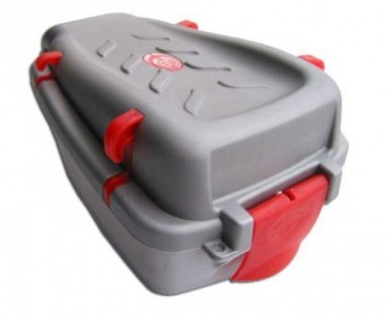 Bicycle rear carrier Top storage box Large 16L