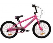 Urban Culture Compact Girls BMX Pink 20""