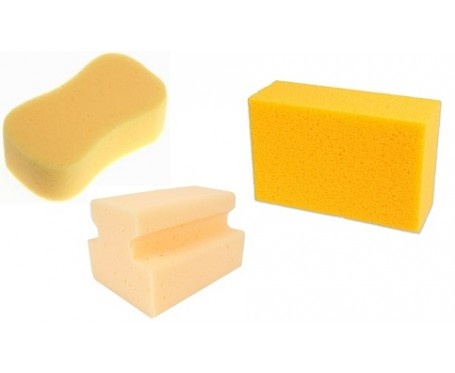 Car Sponges various sizes