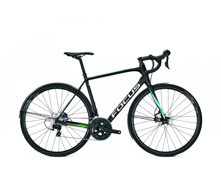 FOCUS PARALANE AL 105 2017 Endurance Road Bike