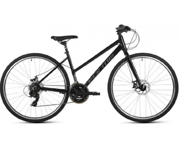 Forme Winster 2 Ladies Hybrid Bike 2021 Black