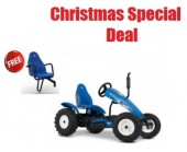 BERG Traxx New Holland BFR for ages 5+ go kart