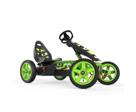 BERG RALLY Force pedal go-kart go kart for boys ages 4-12