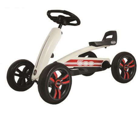 Berg Buzzy Fiat 500 Go Kart for ages 2 to 5