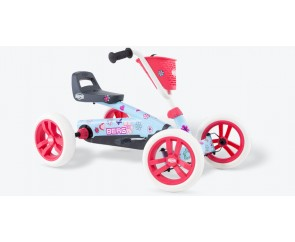 Berg Buzzy Bloom go Kart Pink/Blue Go Kart for ages 2 to 5