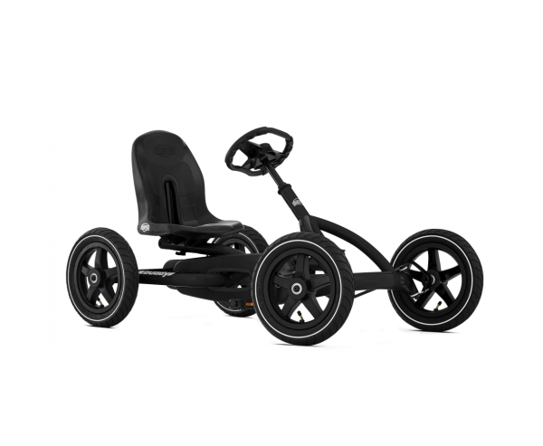 BERG Buddy Black Edition Go Kart for 3-8 years old