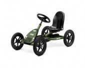 Berg Buddy Kart Jeep Junior Go Kart for 3-8 years old