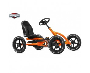 Berg Buddy Orange Go Kart for 3-8 years old