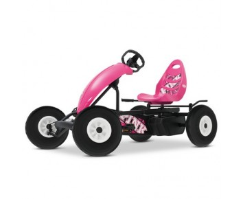 Berg Compact Pink Girls Go Kart for ages 5+