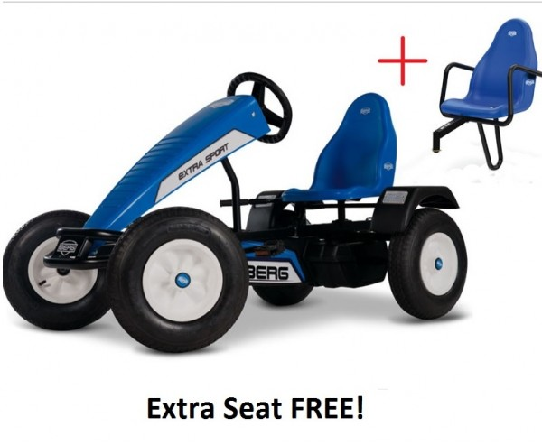 BERG Classic Extra Sport BFR Pedal Go Kart for ages 5+