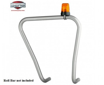 Berg flashing light for roll bar