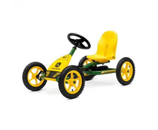 Berg Buddy John Deere Junior Go-Kart for 3-8 years old