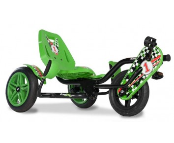 Berg Street-x 3 wheeler go kart for ages 4-12