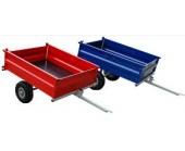Trailer Go-Kart Tipping for Berg Or Grant