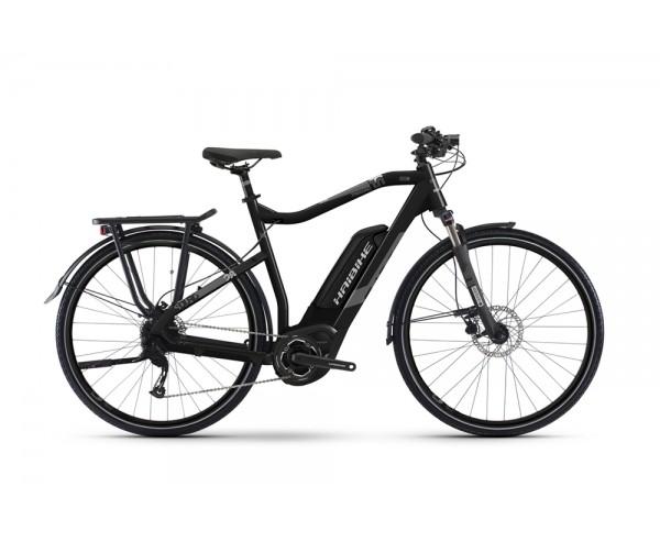 haibike sduro trekking 1 0 e hybrid bike 2019. Black Bedroom Furniture Sets. Home Design Ideas
