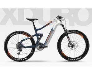 Haibike XDURO AllMtn 5.0 mountain bike 2020 Flyon