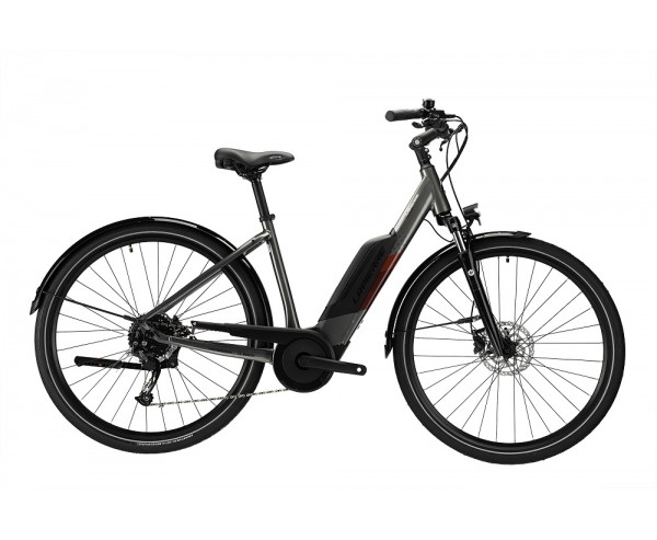 Lapierre overvolt urban 4.4 Bosch 400wh active line with Purion Display