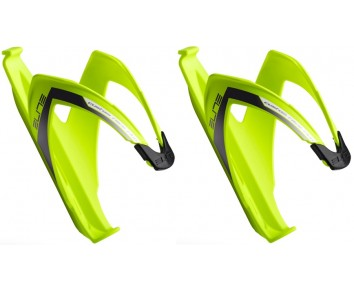 Elite Custom Race Bottle Cage Fluorescent Yellow