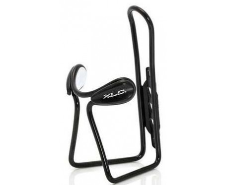 XLC Alloy Winged Black Bottle Cage