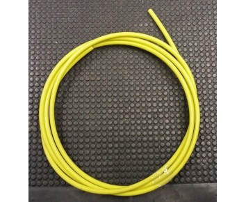 Brake Gear Bicycle Outer cable Yellow Housing Casing NEW 2 Meters