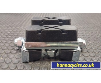 2 Pair of Caliper brake blocks