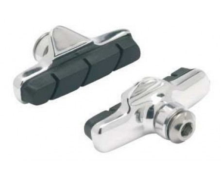 52mm road cartridge brake blocks pair