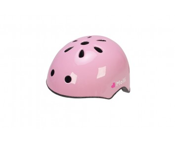Raleigh Molli Pink Childrens Cycle helmet 50-54cm