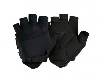 Bontrager Cycle Mitts Foam Fingerless Solstice Glove padded Black