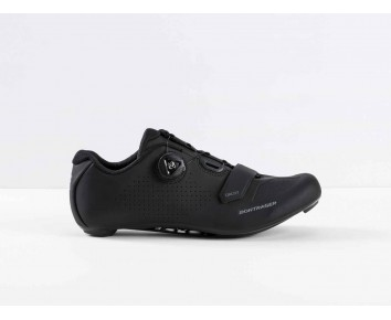 Bontrager Circuit Road cycling Shoe Black with Dial Adjustment