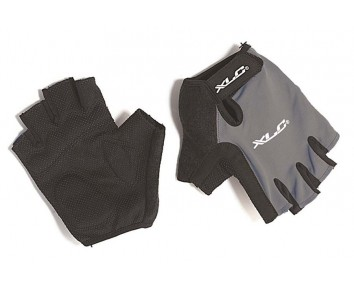 XLC Bicycle Cycling Mitts Glove Apollo Large Grey/Black