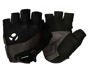 Bontrager Cycle Mitts Gel Fingerless Solstice Glove padded Black