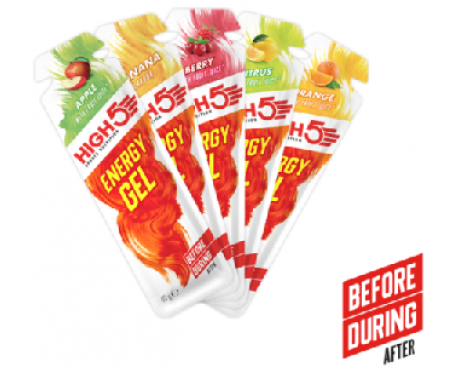 High5 Energy Gels Summer fruits 40g/32ml