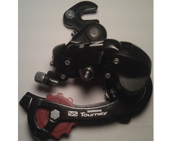 Shimano TZ Rear Derailleur mech Hanger type 5 6 or 7 speed freewheel