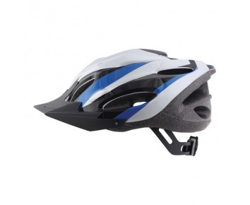 Helmet Zephyr Blue Silver Medium 54-58cm
