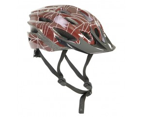 Helmet Raleigh Mission Evo Pioneer Reflective Burgundy Medium 54-58cm