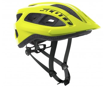 Scott Supra Helmet Yellow 54-61 cm