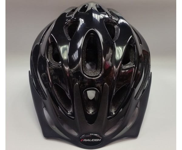 Helmet Mission Evo Gloss Black Medium 54-58cm