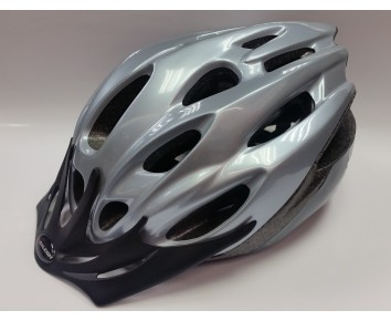 Helmet Mission Evo Silver Medium 54-58cm