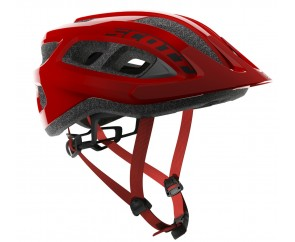 Scott Supra Helmet Red 54-61 cm