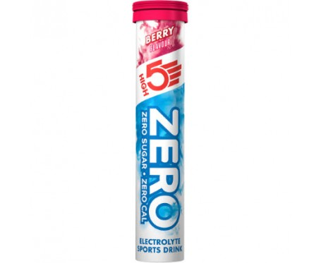 High5 Berry flavour electrolyte drink with Zero calories