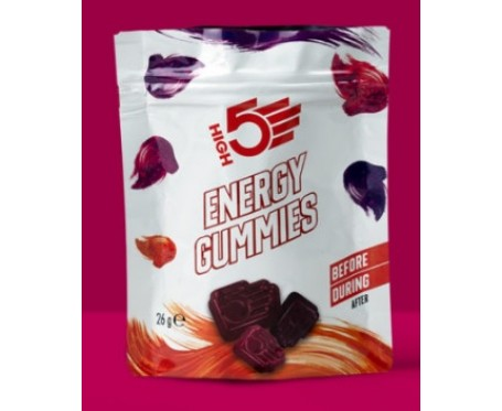 High5 Energy gummies Mixed Berrys